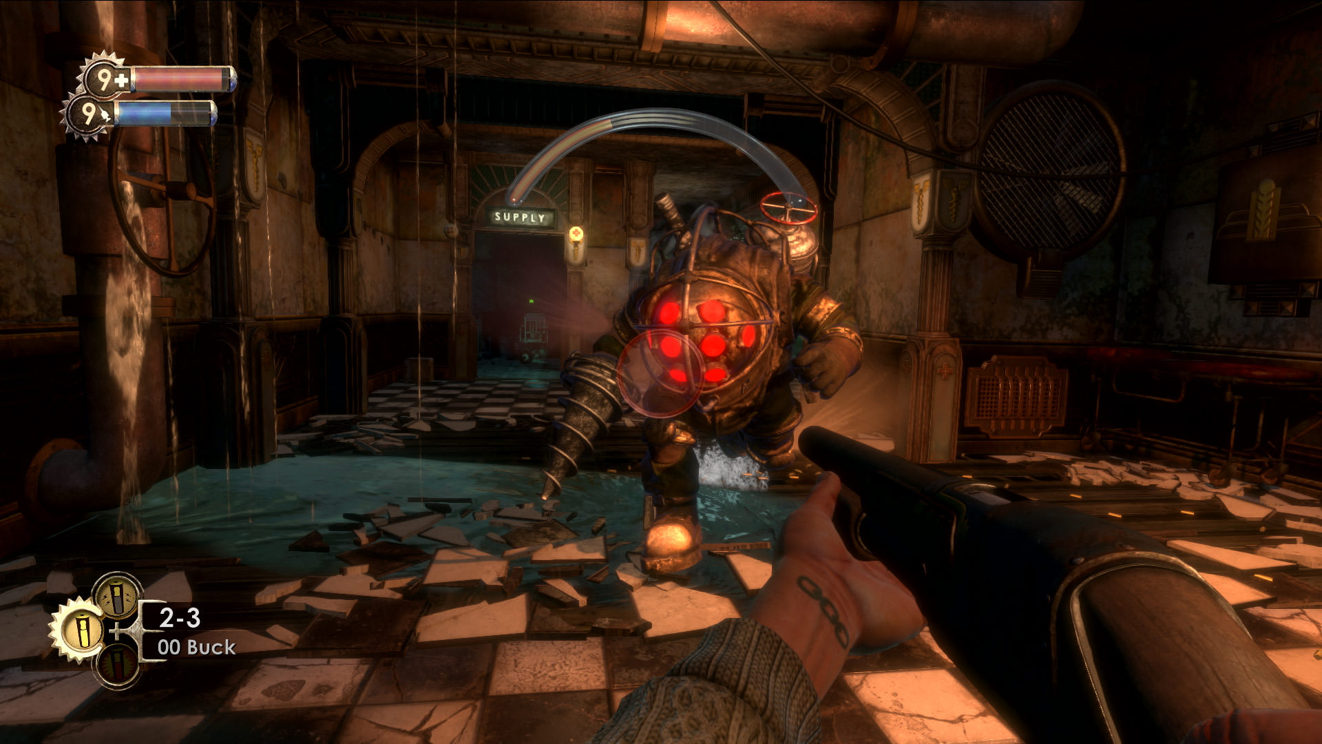 e2cadb7d 573a 4a4b 9333 1edec77b0a6e - بازی اورجینال BioShock The Collection Edition Pack پلی‌استیشن ۴