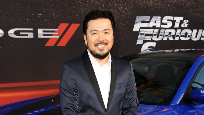 justin lin in Fast & Furious 6