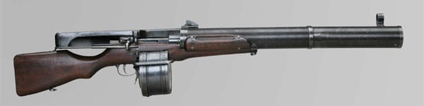 Huot Automatic Rifle