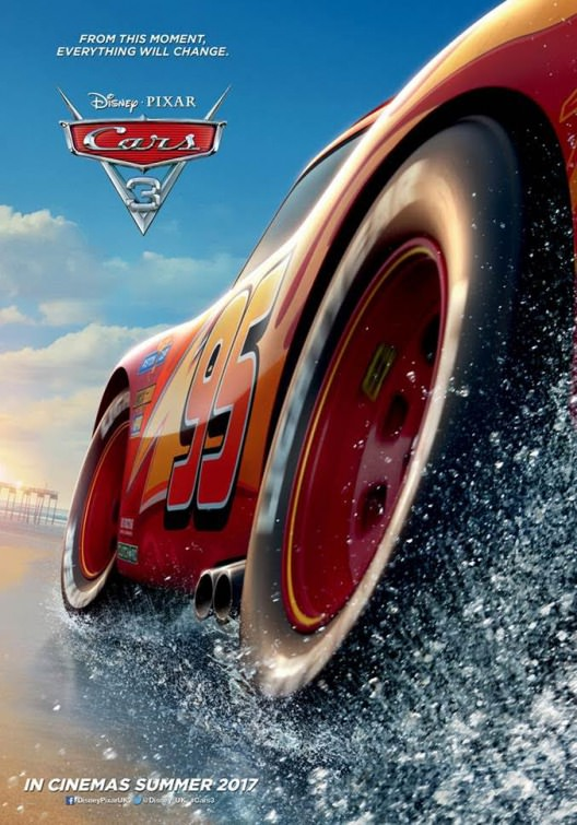 Cars 3: Two New Posters Released