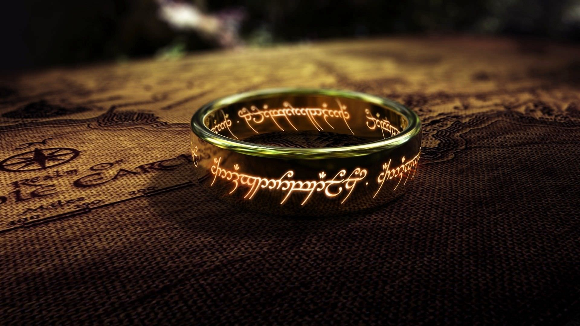 One Ring In The Lord of the Rings