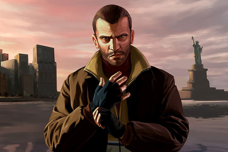 GTA 4 Grand Theft Auto IV