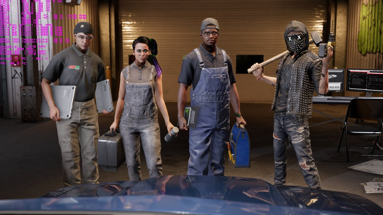 Watch Dogs 2 ingame 2