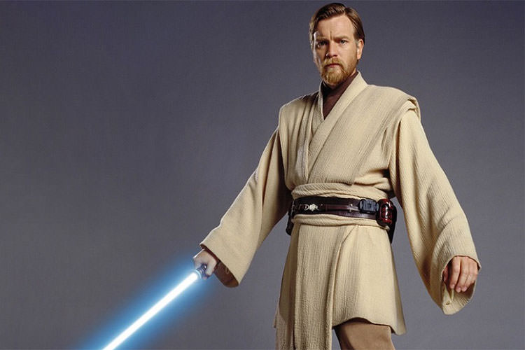 Obi-Wan Kenobi in star wars