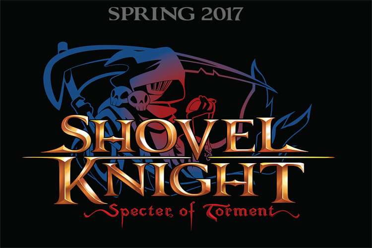 بسته‌الحاقی Specter of Torment بازی Shovel Knight در The Game Awards 2016 معرفی شد