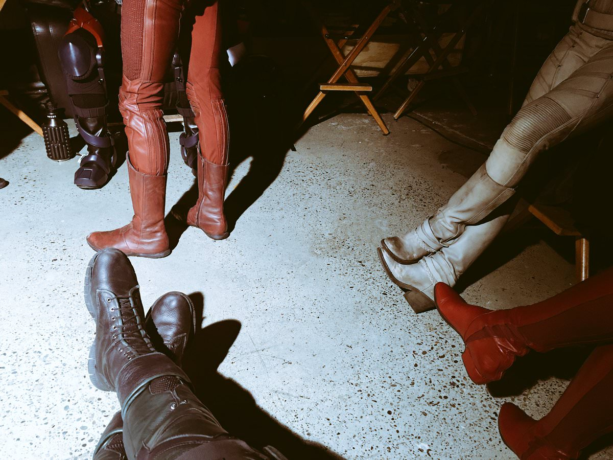 ARROW/THE FLASH/LEGENDS OF TOMORROW/SUPERGIRL Crossover