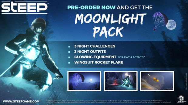 Steep The Moonlight Pack
