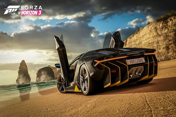 بسته الحاقی Hot Wheels برای بازی Forza Horizon 3 معرفی شد