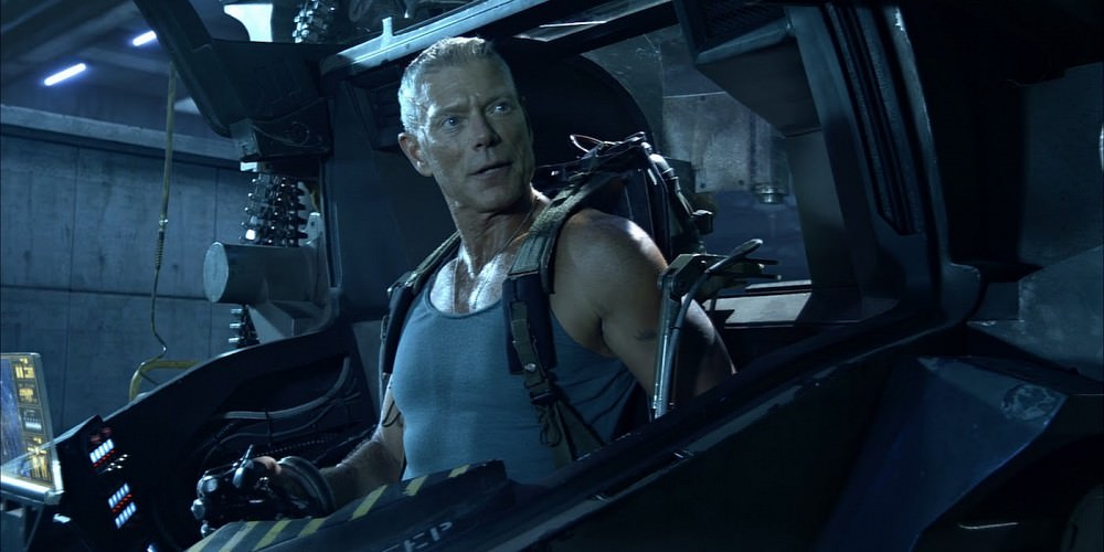 Stephen Lang as Colonel Quaritch in Avatar