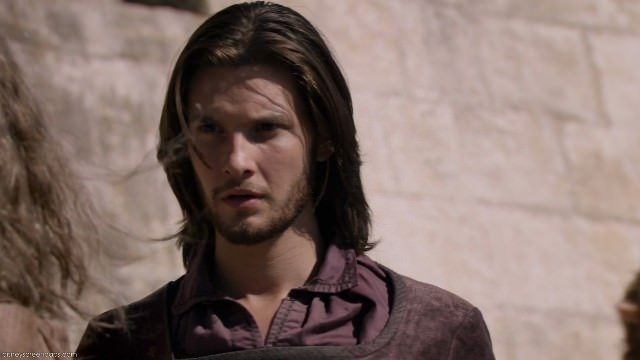 Ben Barnes as Caspian in The Chronicles of Narnia: The Voyage of the Dawn Treader
