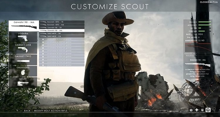 BF1 scout