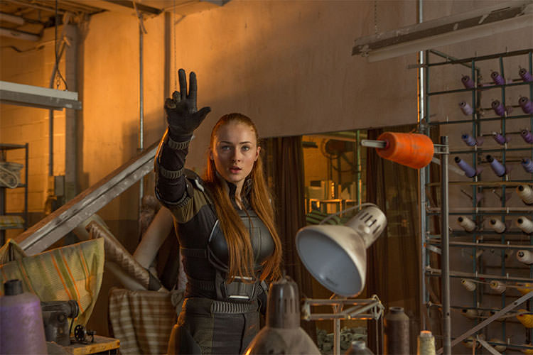 Sophie Turner Jean Grey in X-Men: Apocalypse