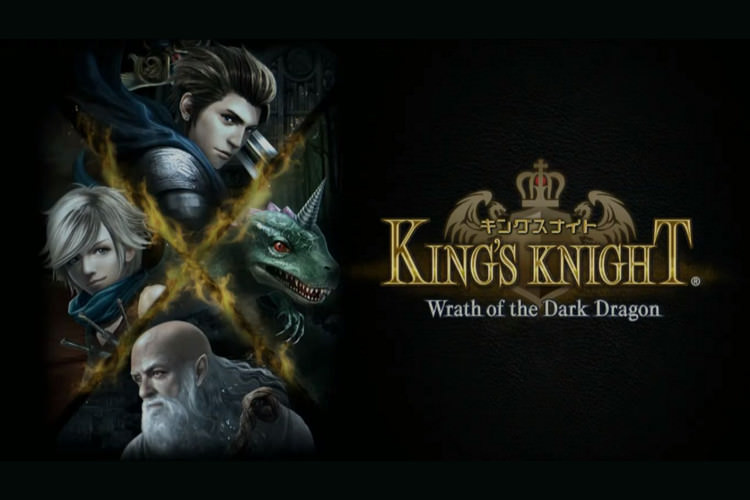 بازی موبایل King's Knight: Wrath of the Dark Dragon معرفی شد [TGS2016]