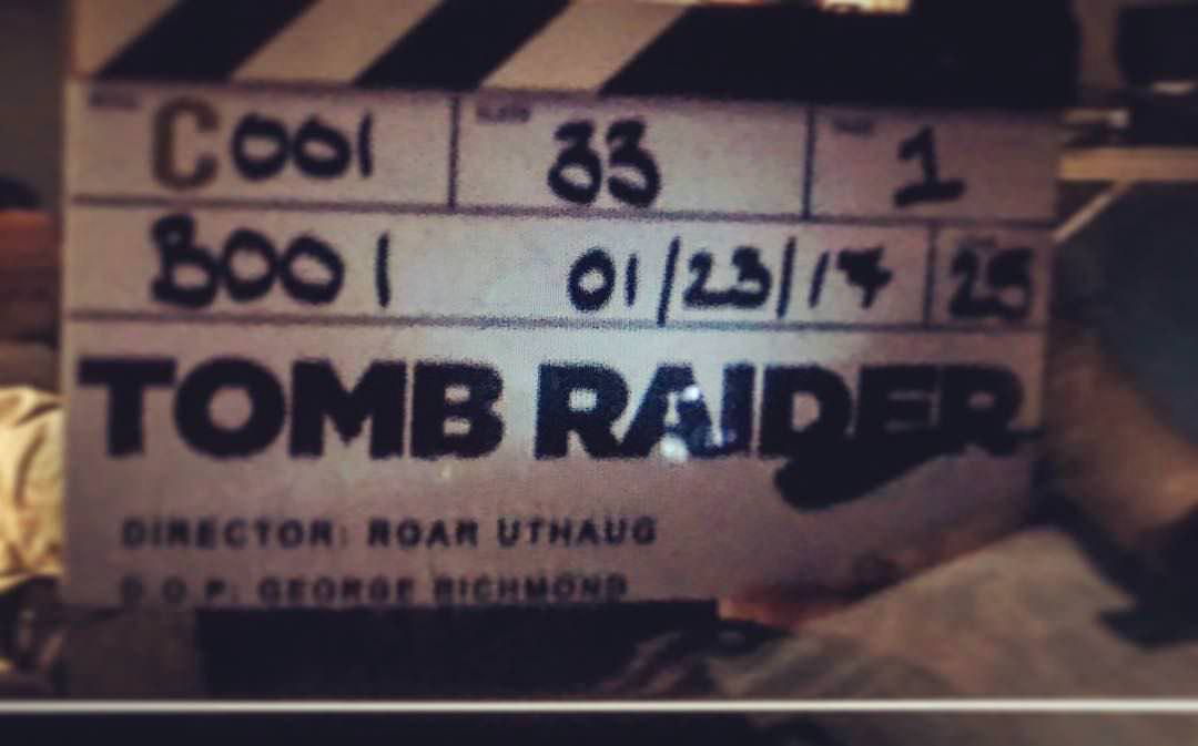 Production Officially Begins on the New Tomb Raider Movie