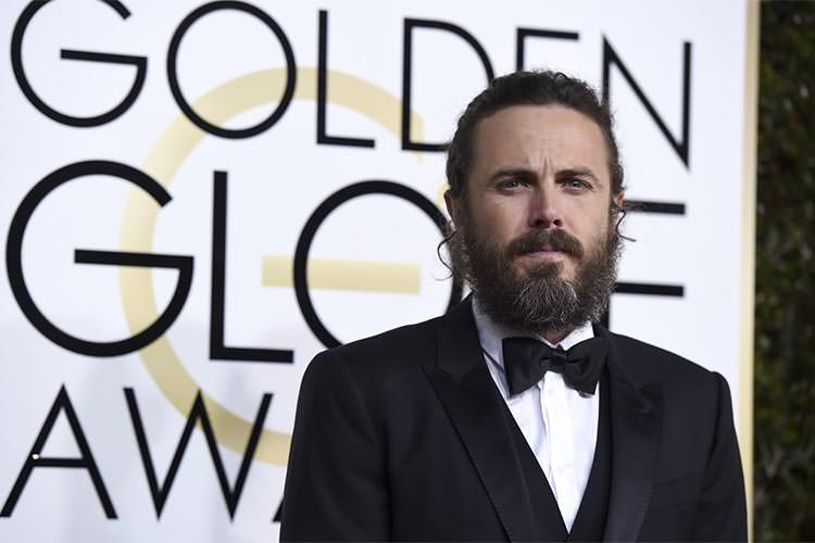 Golden Globes Casey Affleck