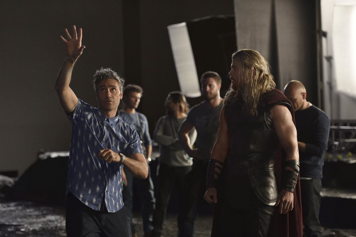 Thor: Ragnarok Official First Look Photo Arrives