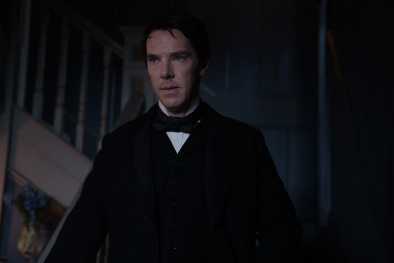 First Look Benedict Cumberbatch as Thomas Edison in The Current War