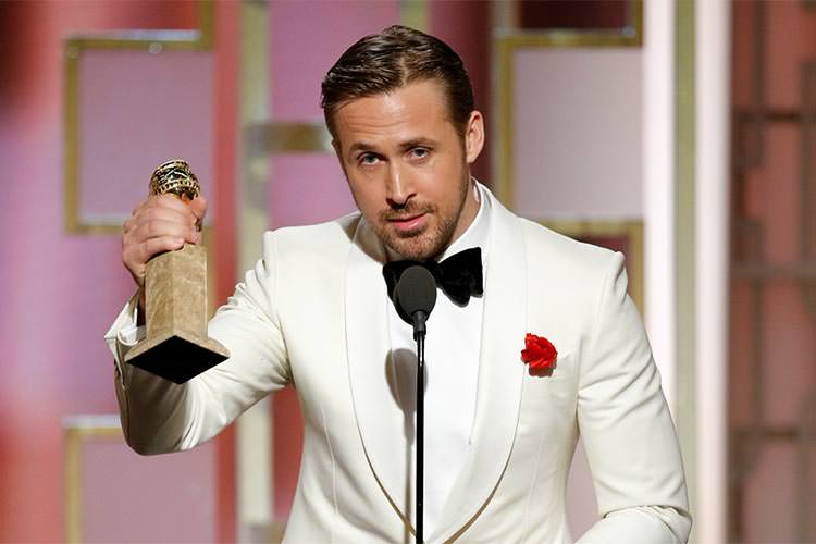 Ryan Gosling Golden Globe