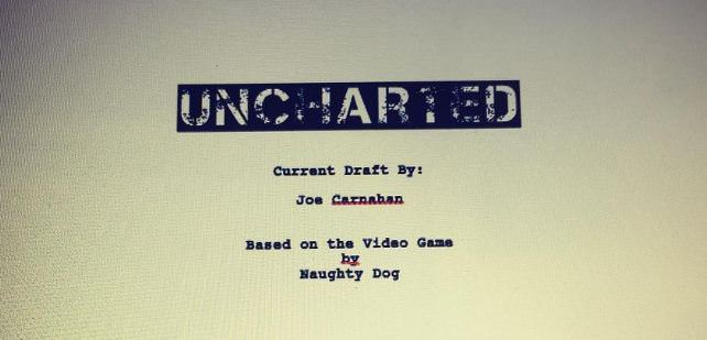 Uncharted Movie Script