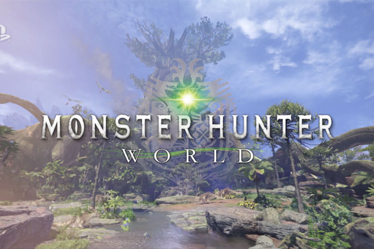 تریلر بازی Monster Hunter World در Paris Games Week 2017