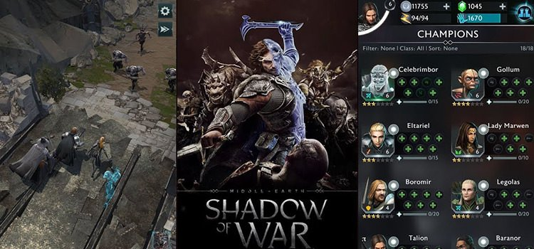 بازی Middle-earth: Shadow of War