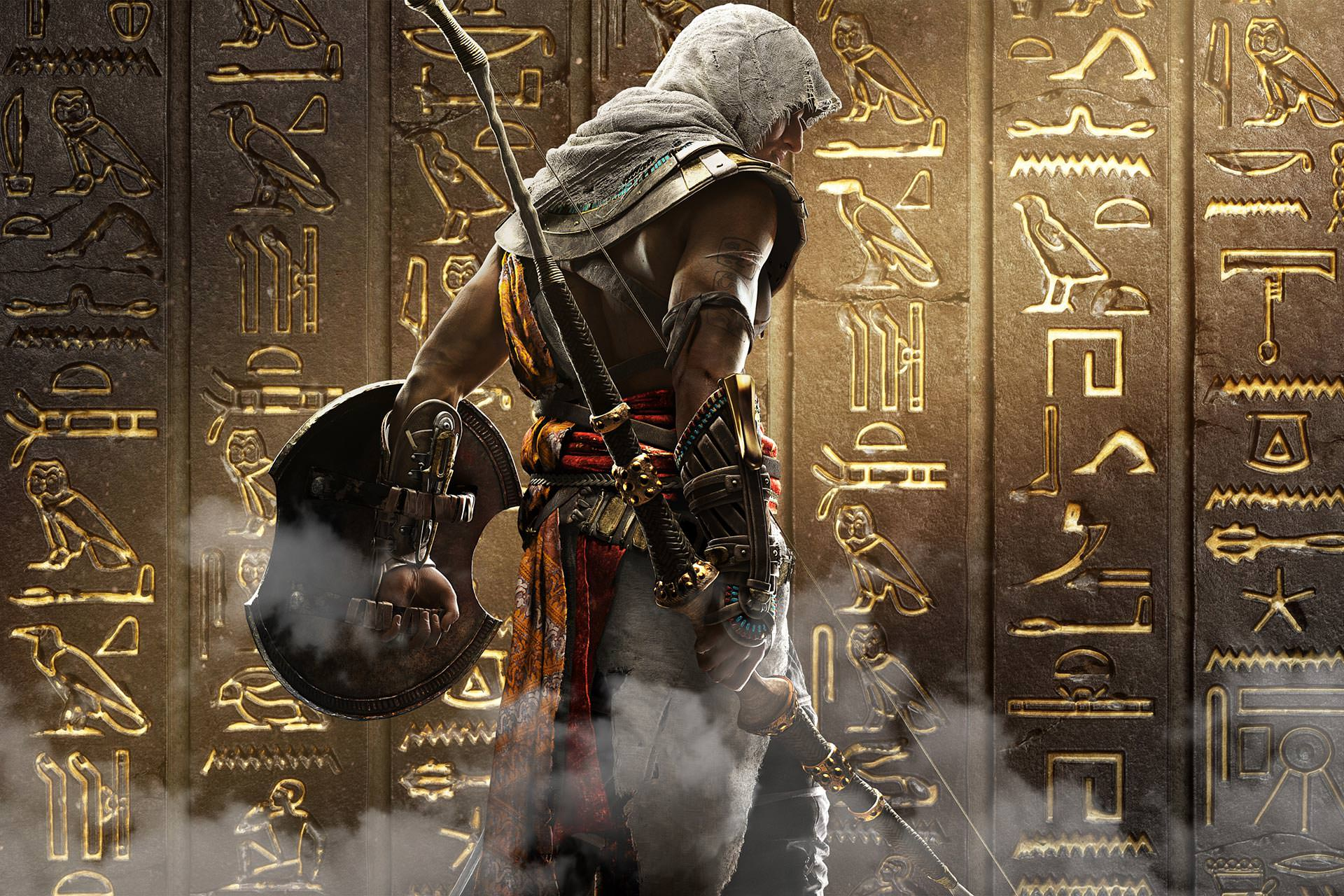 بررسی بازی Assassin's Creed: Origins