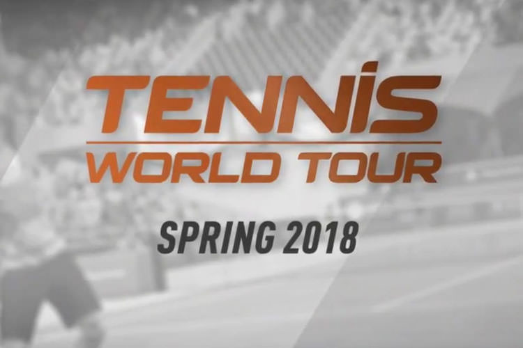 بازی Tennis World Tour معرفی شد [Paris Games Week 2017]