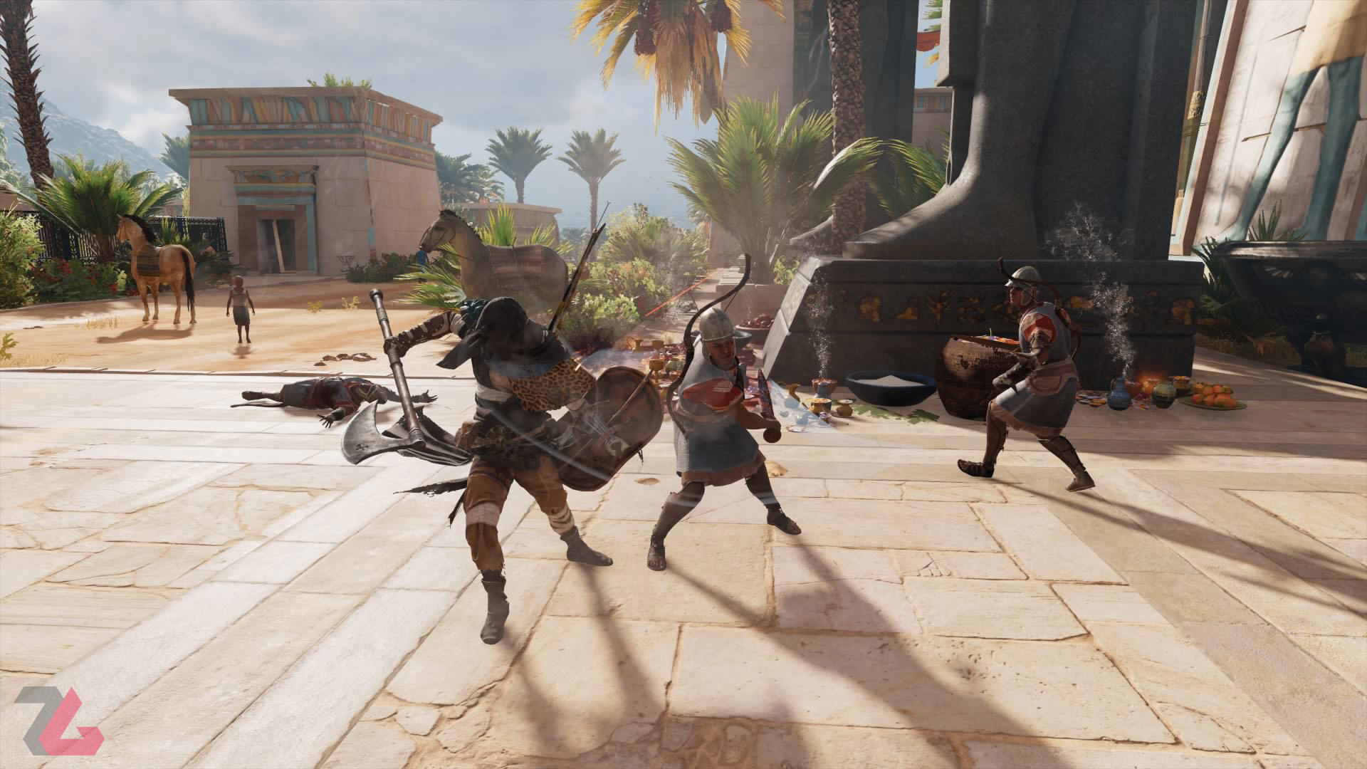 بازی Assassin's Creed Origins
