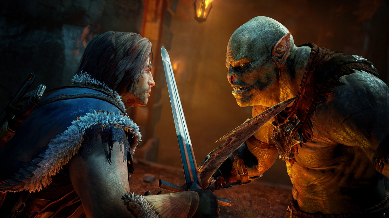 middle-earth shadow of war in game Enemies