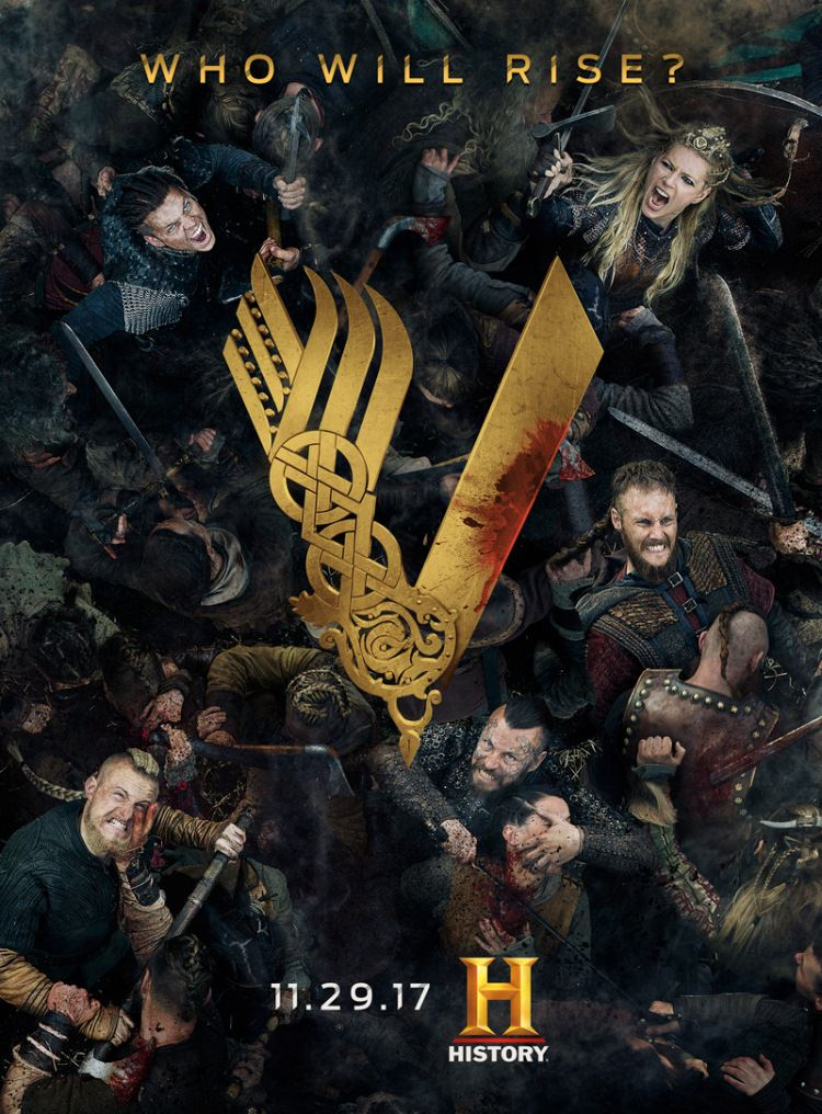 Vikings: Season 5 Poster