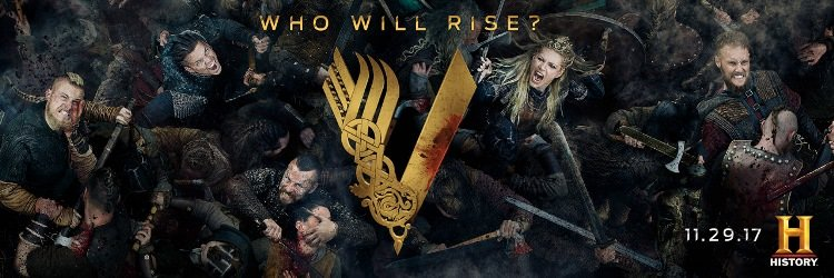 Vikings: Season 5 Artwork