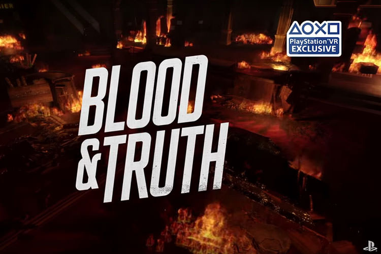 بازی Blood & Truth معرفی شد [Paris Games Week 2017]
