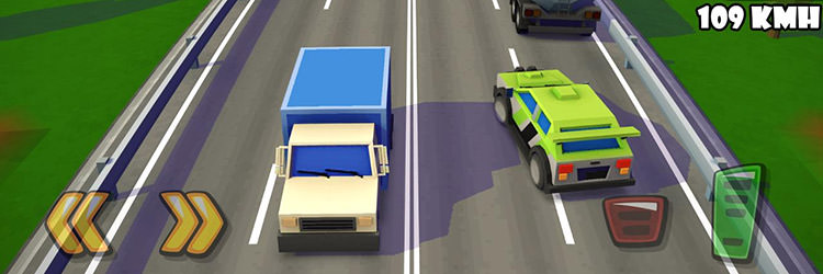 بازی Highway Traffic Racer Planet