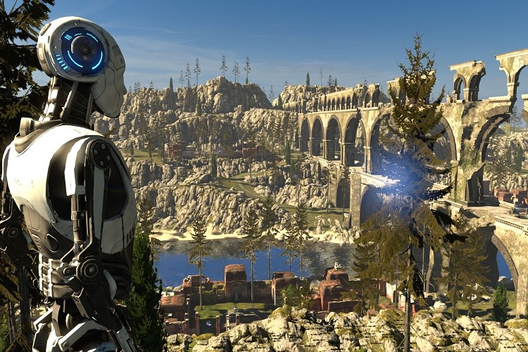 عرضه‌ بازی The Talos Principle برای آیفون