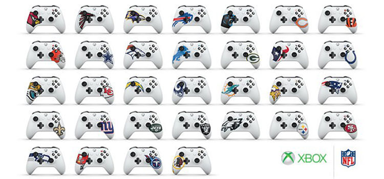 xbox nfl controller
