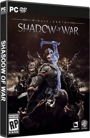 Middle-earth: Shadow of War کاور باکس بازی