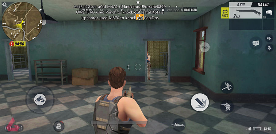 بازی Rules of Survival