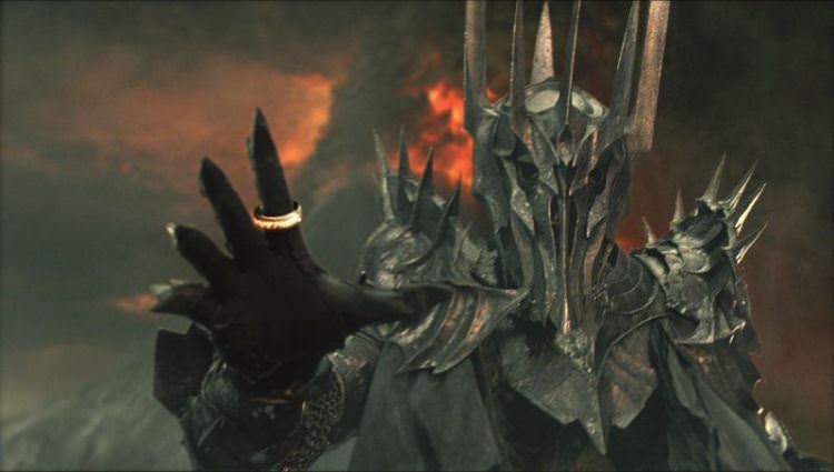 the lord of the rings sauron