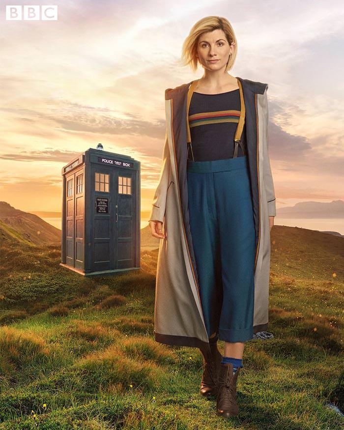 پوستر فصل جدید سریال Doctor Who منتشر شد