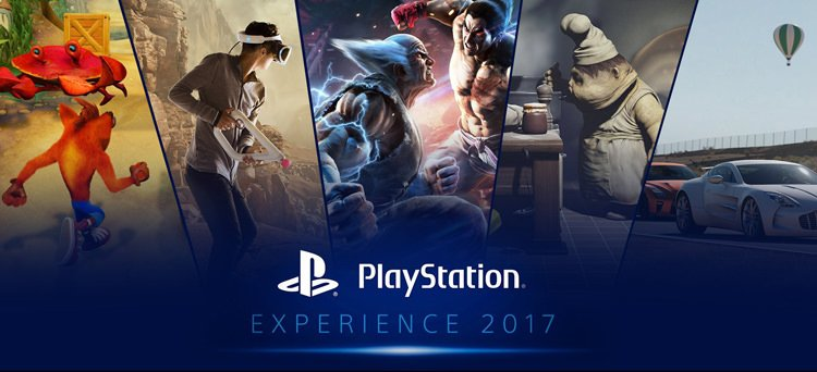 PlayStation Experience 2017