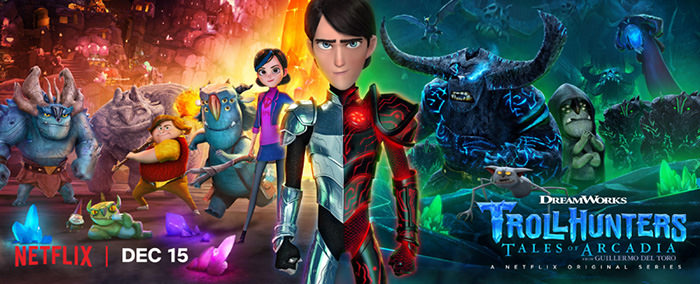 Trollhunters Part 2