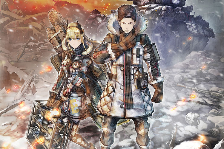 بازی Valkyria Chronicles 4 معرفی شد
