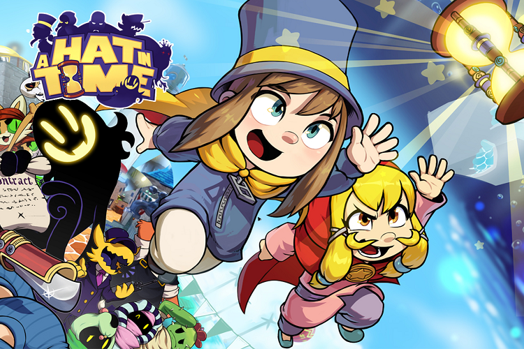 آپدیت Nyakuza Metro بازی A Hat in Time منتشر شد