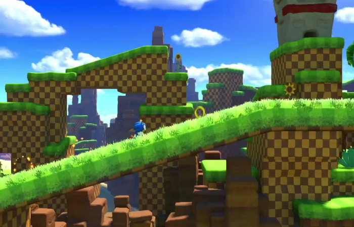 sonic forces preview