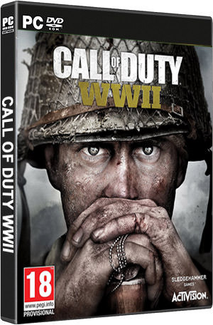 Call of Duty: WWII-pc-box ART
