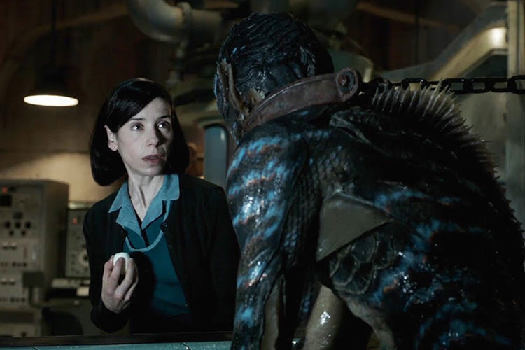 The Shape of Water Movie Review Roundup