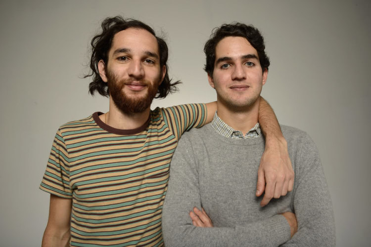 Benny and Josh Safdie