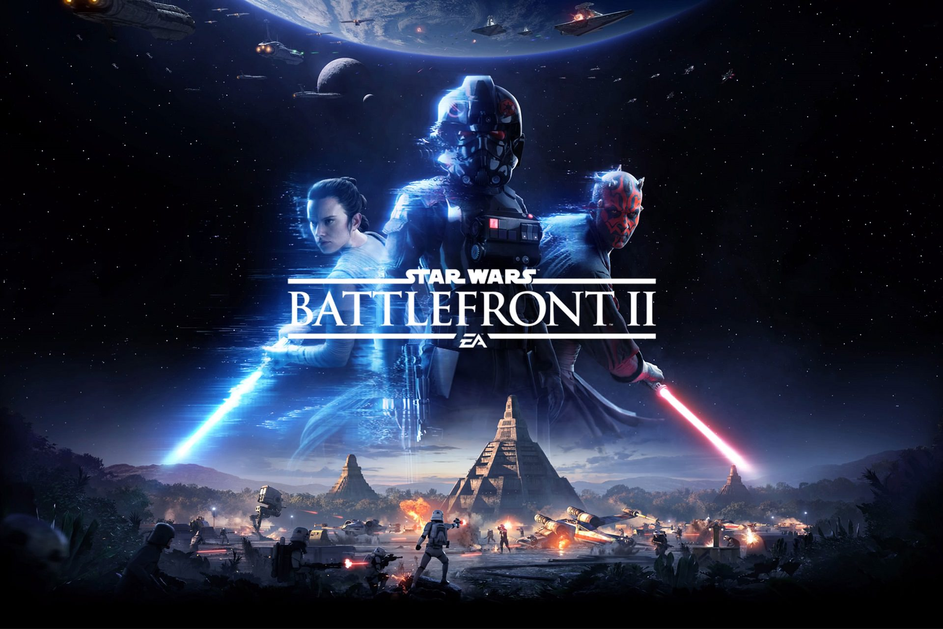 بررسی بازی Star Wars Battlefront II - زومجی
