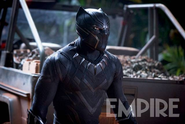 Black Panther Empire Image