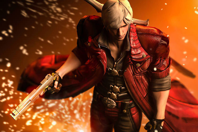 کپکام دامنه Devil May Cry 5 را ثبت کرد